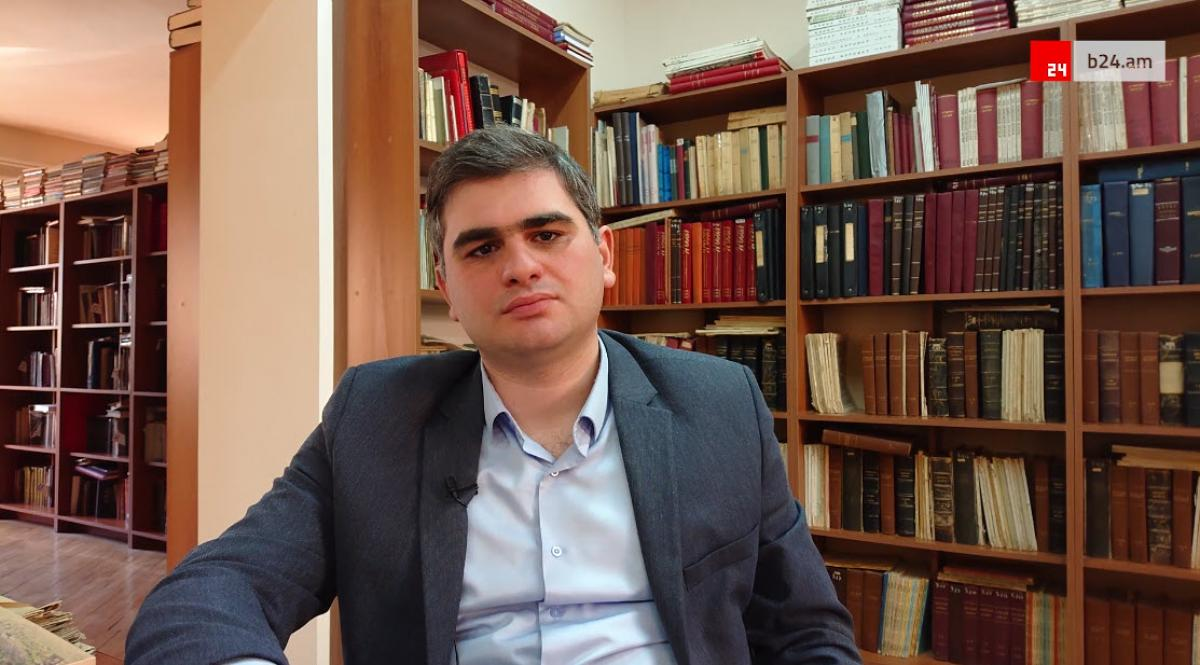 Սուրեն Պարսյան. Թուրքական ապրանքները ներկրվում են Հայաստան այլ երկրների անվան տակ