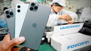 Apple-ը iPhone-ի արտադրության մի մասը Չինաստանից տեղափոխում է Հնդկաստան
