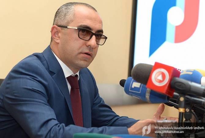 ՊԵԿ նախագահ է նշանակվել Էդվարդ Հովհաննիսյանը