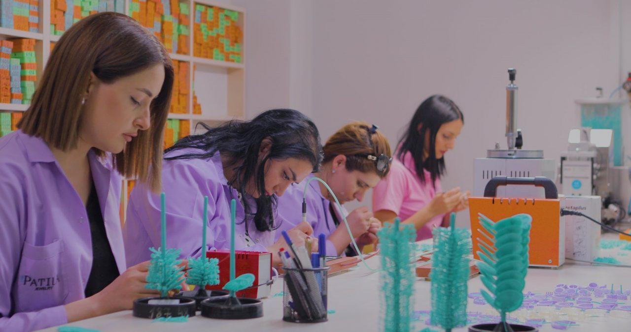 30 երիտասարդ «Նորարարությունն ու տեխնոլոգիաները ոսկերչության ոլորտում» ծրագրի շրջանակում կսովորի Rhinoceros 3D մոդելավորում