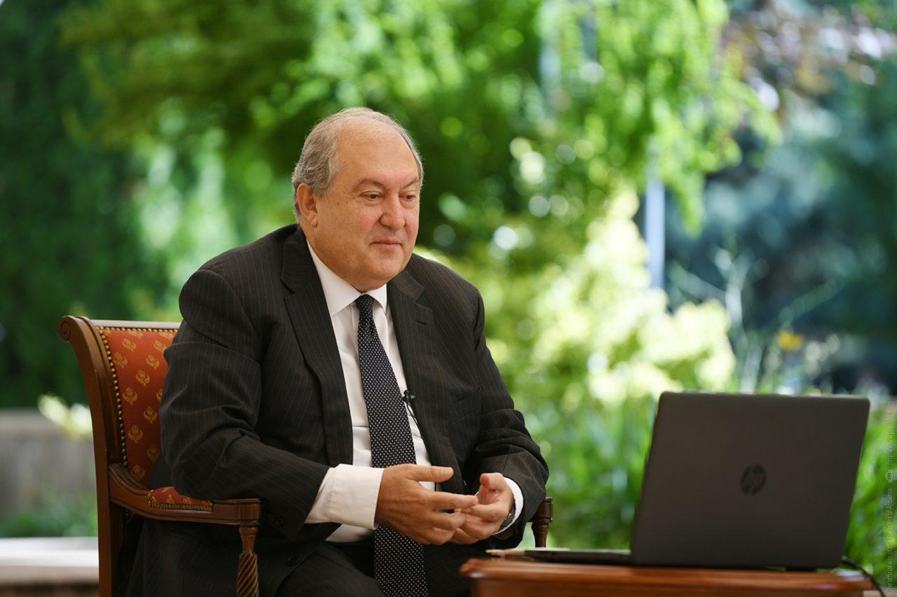 Արմեն Սարգսյան. Կորոնավիրուսը բարձրաձայնում է՝ «Արթնացե՛ք, աշխարհը փոխվել է»
