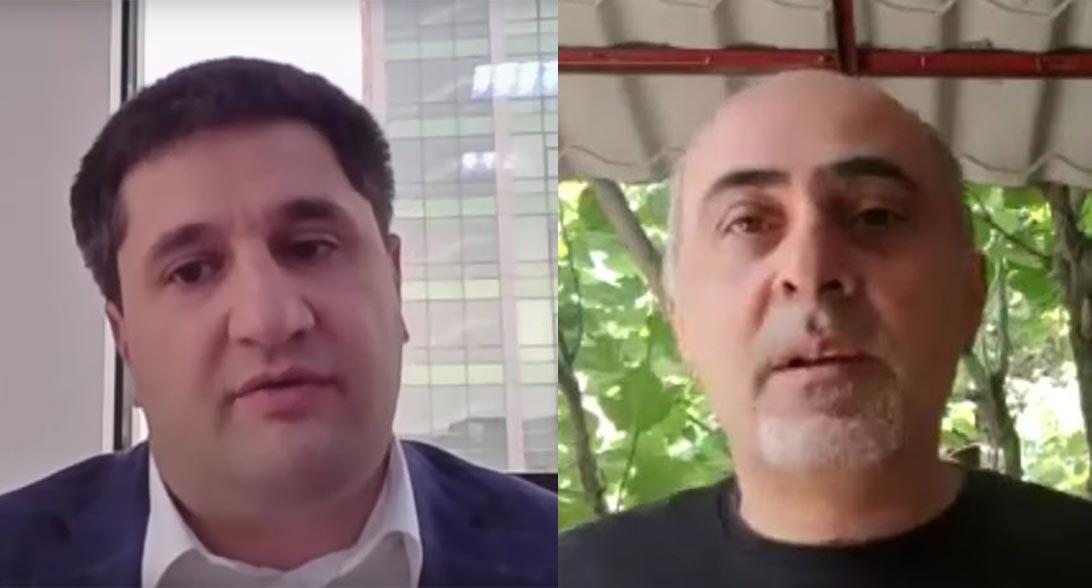 Team.Telecom Armenia. Սամվել Մարտիրոսյանի զրույցը Հայկ Եսայանի հետ