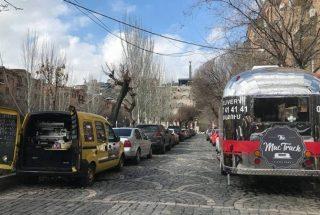 Երևանում կսահմանվեն շրջիկ առևտրի իրականացման թույլատրելի վայրերը