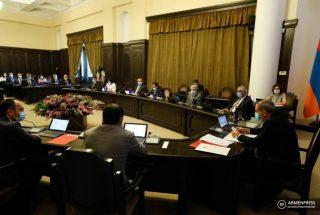 Կառավարությունը արտոնություններ տրամադրեց մի քանի ներդրումային ծրագրերի