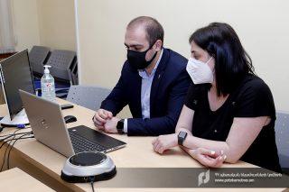 ՊԵԿ-ում անցկացվել է «Տրանսֆերային գնագոյացման կարգավորումները ՀՀ-ում» թեմայով հեռավար դասընթաց