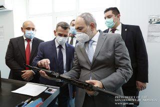 Հայաստանում տարեկան արտադրվելու է 50 հազար միավոր Կալաշնիկով ինքնաձիգ