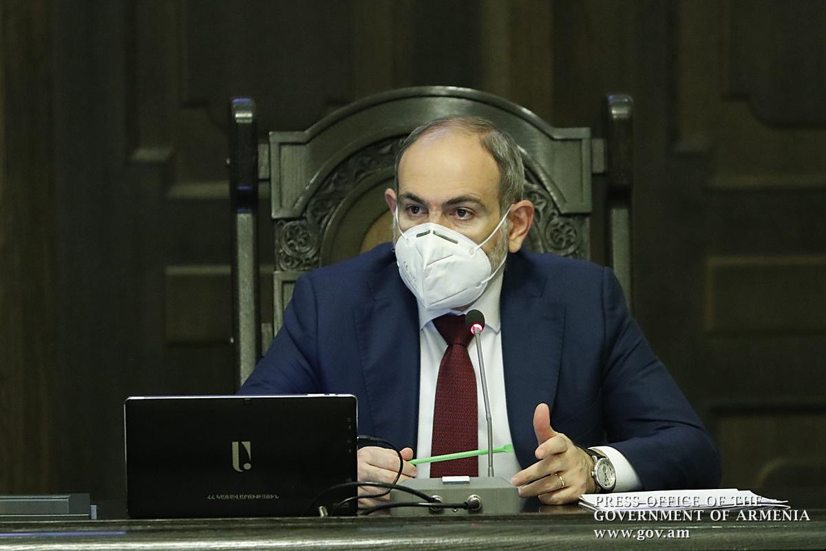 Նիկոլ Փաշինյան. Ադրբեջանական դիվերսիոն ներթափանցման փորձին մասնակցել է 100 մարդ, փորձել են գրավել «Անվախ» դիրքը