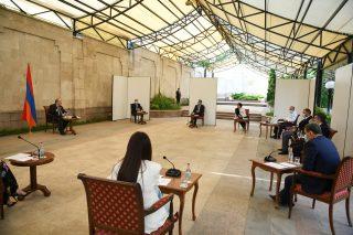 Լավագույն ճանապարհը պետք է լինի Հայաստանը դարձնել գյուղատնտեսական մթերքների և սննդի միջազգային առևտրի կենտրոն