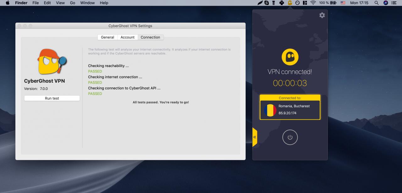 CyberGhost VPN. վերադարձրեք ձեր ինտերնետային ազատությունը