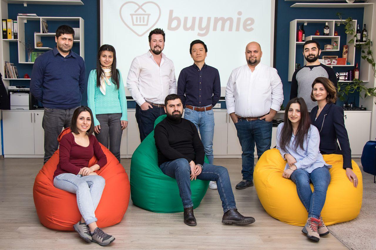 Հայ-իռլանդական Buymie ընկերությունը ստացել է 8մլն եվրո ֆինանսավորում