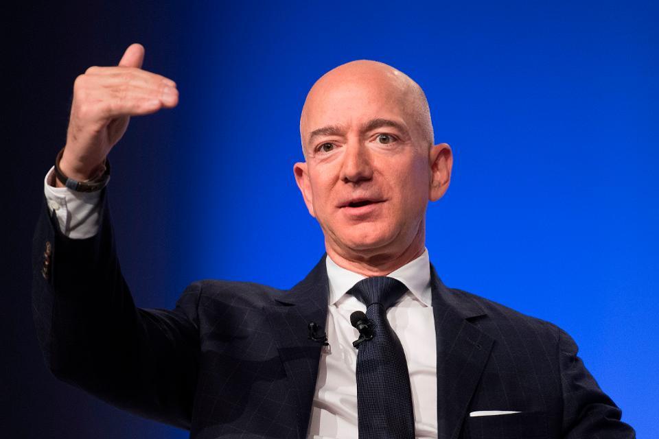 Amazon-ի հիմնադիր Ջեֆ Բեզոսի կարողությունը հասել է ռեկորդային 182.6 մլրդ դոլարի
