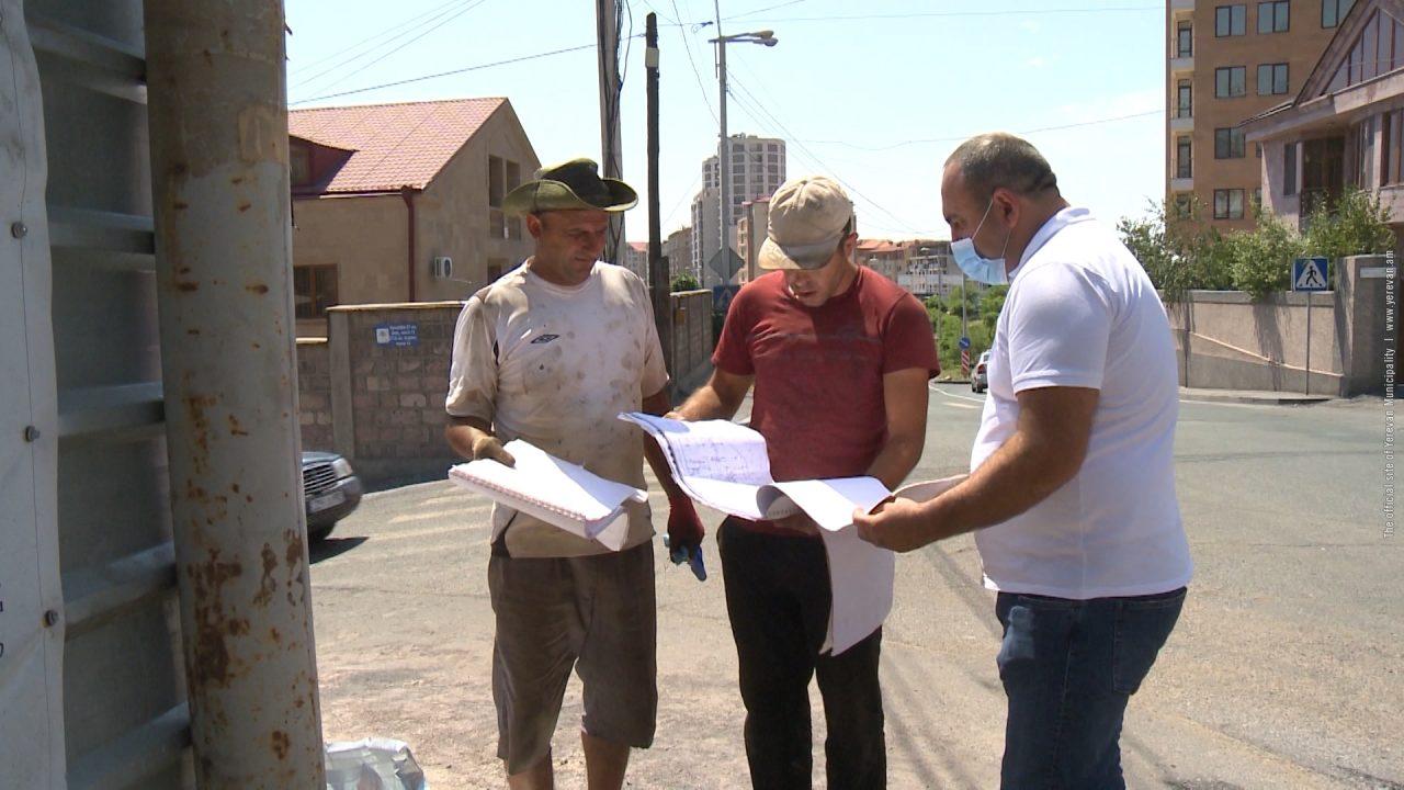 Ինչպես են վերահսկվում Երևանում իրականացվող շինարարական աշխատանքները