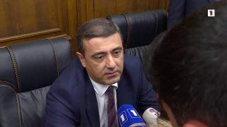 Հրապարակ. ԱԱԾ պետից՝ ՋԷԿ-ի պետ. Էդուարդ Մարտիրոսյանը նոր պաշտոն կստանա