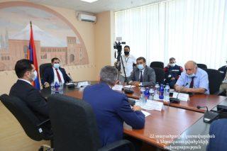 ԱԱԾ նախկին ղեկավարը նշանակվել է Հայկական Ատոմակայանի տնօրեն
