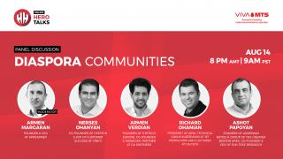 Online Hero Talks-ը հյուրընկալում է պանելային քննարկում սփյուռքի տեխնոլոգիական ձեռնարկատիրական համայնքների վերաբերյալ