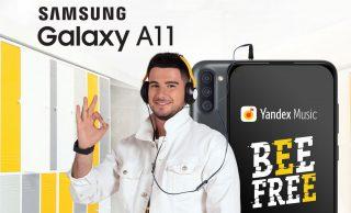 Beeline-ում մեկնարկել է Samsung A11 սմարթֆոնների վաճառքի հատուկ ակցիա