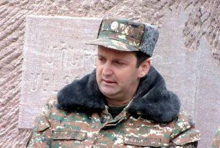 ՊԲ հրամանատար, գեներալ-մայոր Ջալալ Հարությունյանի մարտակոչը