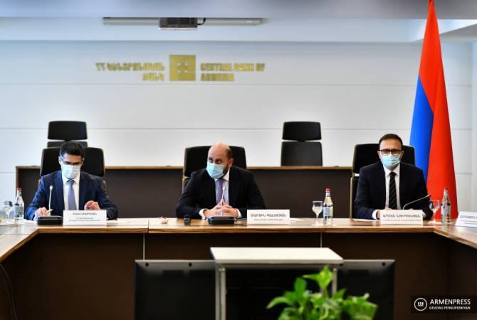 Մարտին Գալստյան. Կենտրոնական բանկը մտահոգված է կապիտալ ծախսերի հետ կապված խնդրով