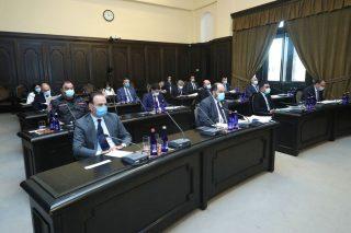 ՀՀ կառավարություն. Շարունակվում են ներդրումային միջավայրի բարելավմանն ուղղված միջոցառումները