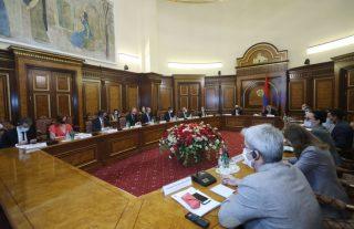 Կայացել է Հայաստանի զարգացմանն աջակցող գործընկերների հետ համագործակցության համակարգման հարթակի հերթական հանդիպումը