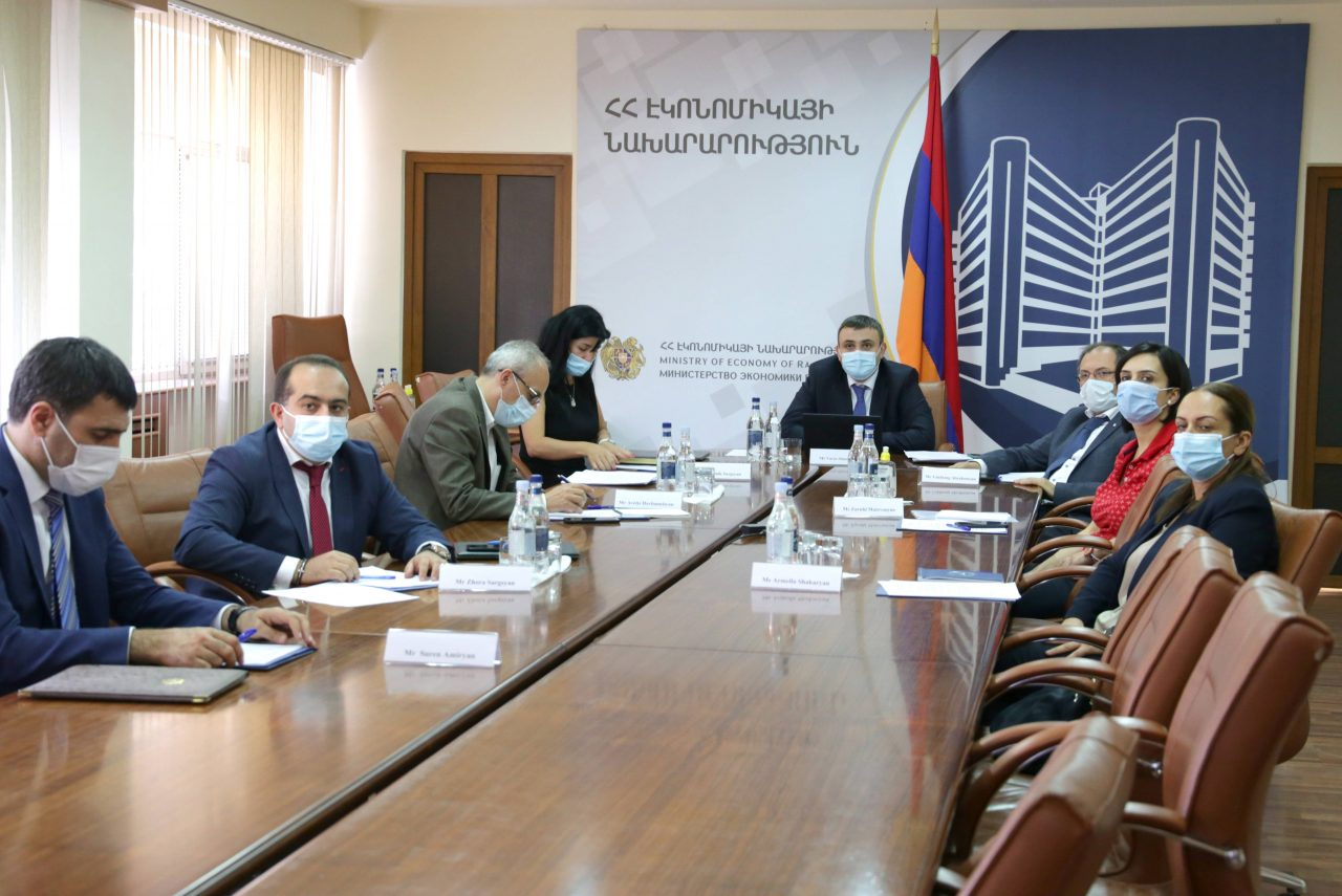 Էկոնոմիկայի նախարարություն. Կայացել է Հայաստան-ԱՄՆ առևտրի և ներդրումների հարցերով խորհրդի երրորդ նիստը