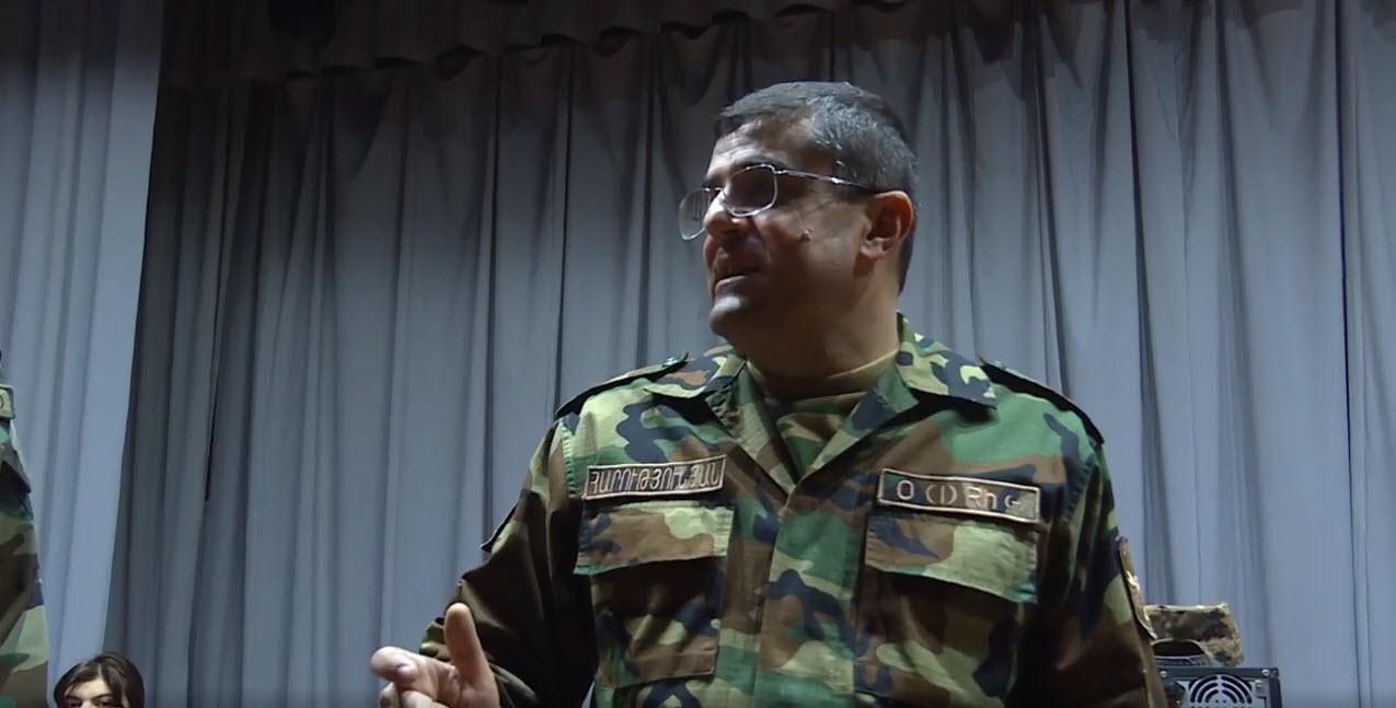 Արայիկ Հարությունյան. մեր զինված ուժերն իրենց դիրքերում ամուր են – տեսանյութ