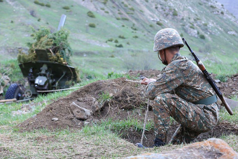 Շուշան Ստեփանյանը հրապարակել է ադրբեջանական զինտեխնիկայի հերթական խոցման կադրերը