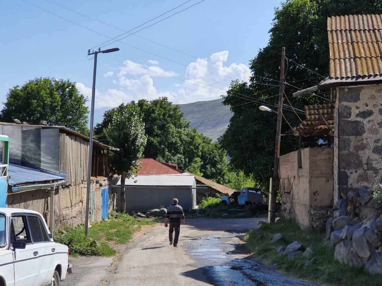 Վիվա-ՄՏՍ. Սյունիքում հերթական գյուղն է լուսավորվել