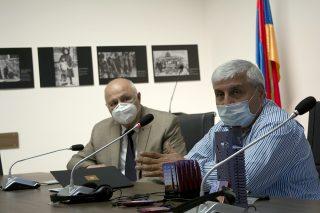 Արմսվիսբանկը Հայոց Ցեղասպանության Թանգարանին նվիրաբերել է աուդիոգիդ և ռադիոգիդ սարքեր