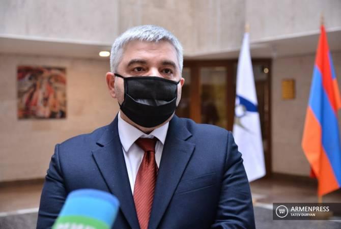 Արտակ Քամալյան. ԵԱՏՄ-ում համավարակի արդյունքում առևտրաշրջառությունն ըստ էության չի տուժել
