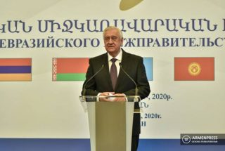 ԵԱՏՄ երկրների վարչապետները քննարկել են ուղևորափոխադրումների վերսկսման հարցը