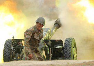 Երեկ մերոնք Ադրբեջանի հերթական գրոհն են խափանել ու մի քանի կմ հետ շպրտել թշնամուն