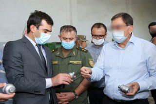 Հայաստանի ռազմարդյունաբերության համալիրն աշխատում է ողջ ծավալով և 24֊ժամյա ռեժիմով