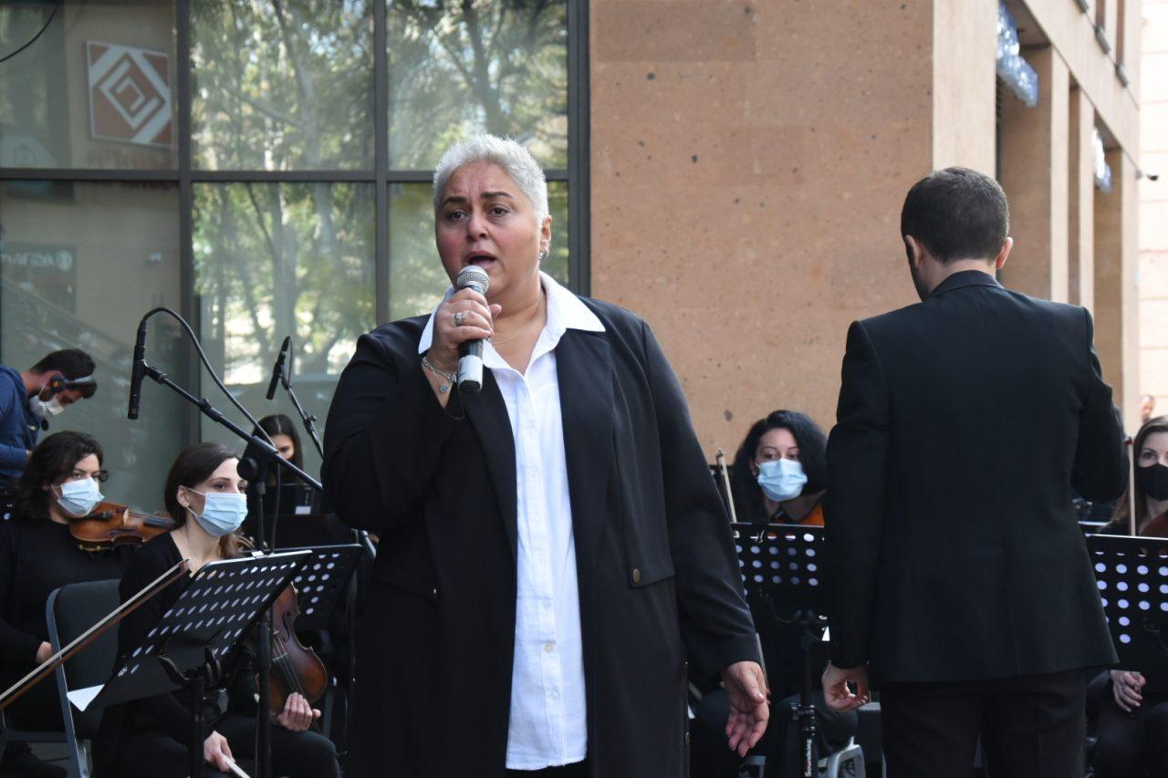 Հայաստանի պետական սիմֆոնիկ նվագախմբի բարեգործական համերգի հասույթը կփոխանցվի Զինծառայողների ապահովագրության հիմնադրամին