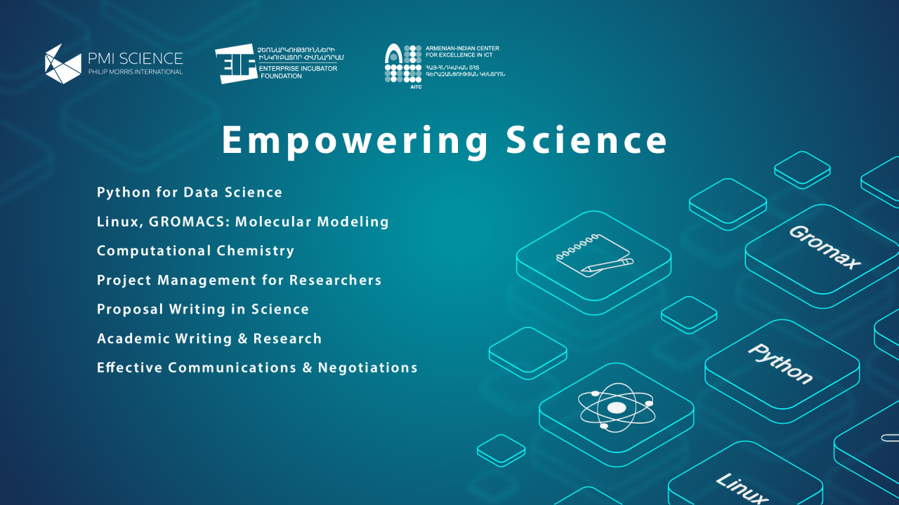 «Հզոր գիտություն, հզոր երկիր». մեկնարկում է ծրագիր մագիստրոսների, ասպիրանտների և գիտնականների համար