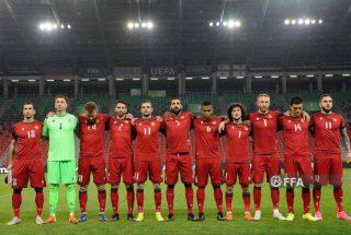 Հայաստանի ֆուտբոլի ազգային ընտրանին Ազգերի լիգայիC դիվիզիոնի երկրորդ խմբում դեռևս երկրորդն է