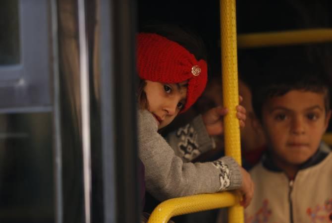 ՌԴ ՊՆ. Ռուս խաղաղապահները նոյեմբերի 14-ից ապահովել են ավելի քան 11 հազար բնակչի անվտանգ վերադարձը Արցախի իրենց բնակավայրեր