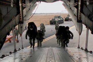 ՌԴ ՊՆ-ն սակրավորներ է ուղարկել ԼՂ ականազերծման աշխատանքներում ներգրավվելու համար