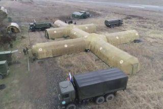 ՌԴ ՊՆ-ն Ստեփանակերտում դաշտային հոսպիտալ է տեղակայել
