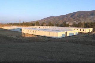Արցախում ռուսաստանյան խաղաղապահների համար կառուցվել են երեք բլոկ-մոդուլային ավաններ