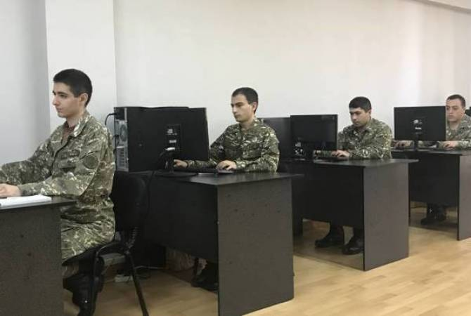 ՊՆ. Արդի տեխնոլոգիաների խմբում զինվորական ծառայության նշանակելու ընտրության նպատակով հայտարարում է մրցույթ