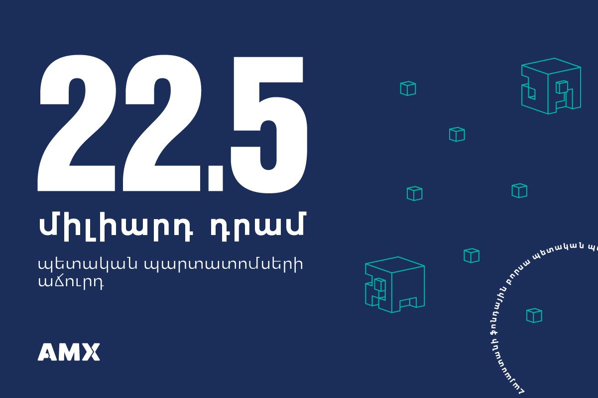 Հայաստանի ֆոնդային բորսա. Պետական պարտատոմսերի պահանջարկը շարունակում է մնալ բարձր