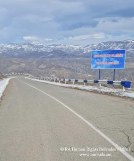 ՄԻՊ. Ադրբեջանցի զինծառայողները կրակում են Սյունիքի գյուղերի անմիջական հարևանությամբ