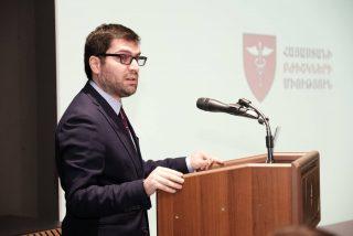 Գևորգ Թամամյանը 33 տարեկանում դոկտոր-պրոֆեսոր է դարձել