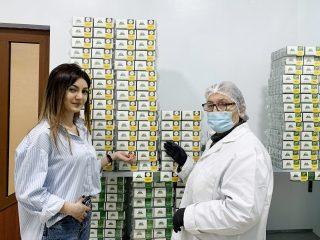 Հայաստանում սննդամթերքի վերամշակման մի շարք ոլորտներ արտահանման աճ են գրանցել․ Եվրոպական միության EU4Business ծրագիր