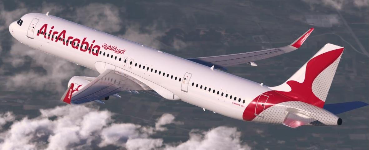 Air Arabia ավիաընկերությունը Շարմ Էլ Շեյխ- Երևան- Շարմ Էլ Շեյխ երթուղով չվերթեր կիրականացնի