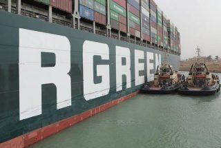 Սուեզի ջրանցքում ավելի քան 400 միլիոն դոլարի նավթ է մնացել արգելափակված