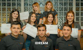 IDream. Նոր ծրագիր ուսանողների համար IDBank-ից