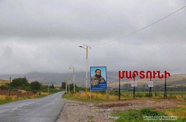 Արցախի Մարտունու վարելահողերի 15 հազար հեկտարից ավելին մնացել է Ադրբեջանի վերահսկողության ներքո