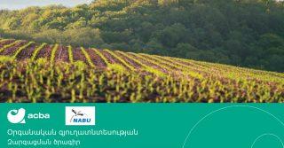 Մեկնարկում է «Օրգանական գյուղատնտեսության զարգացման» 2021-2022թթ. դրամաշնորհային ծրագիրը